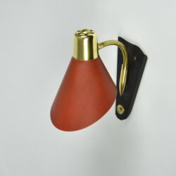 Cocotte sconce wall light 1950s divine style french antiques 7