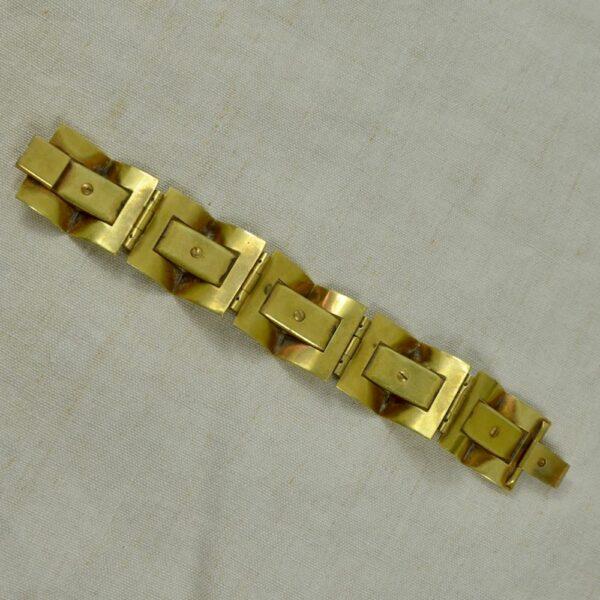 Jean Painlevé seahorse bracelet divine style french antiques