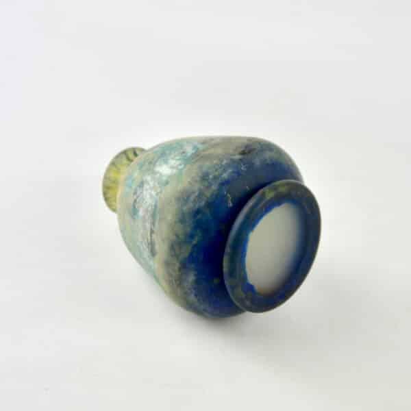 Daum-Nancy-miniature-Art-Deco-French-vase 5