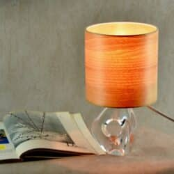 divine style french antiques daum crystal lamp 4