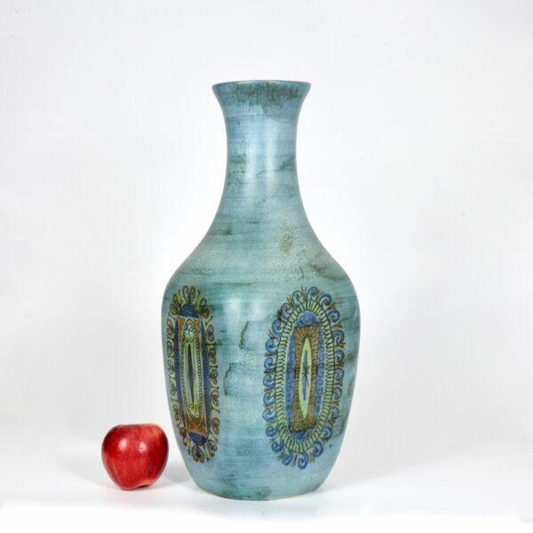 jean de lespinasse large mid century vase divine style french antiques
