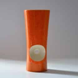 divine style french antiques 1960s modernist vase x