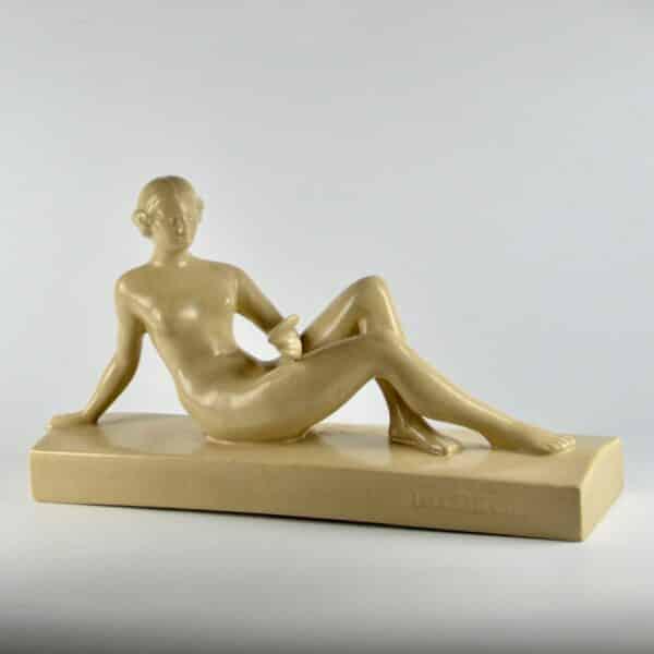 divine style french antiques francois levallois sculpture baigneuse