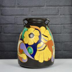 ESKAF Art Deco vase Steenwijk Van Norden NL 1930s ear vase 2