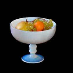 art deco opalescent glass sevres