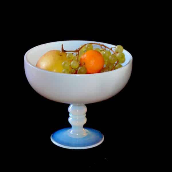 art deco opalescent glass sevres