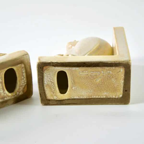 divine style french antiques odyv art deco bookends 2