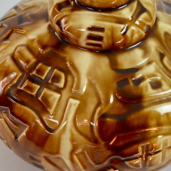 divine style french antiques elge french art deco globe vase 2