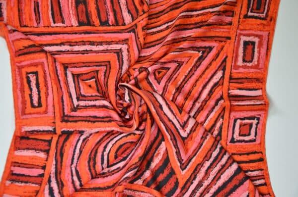 divine style charles jourdan silk shawl 5