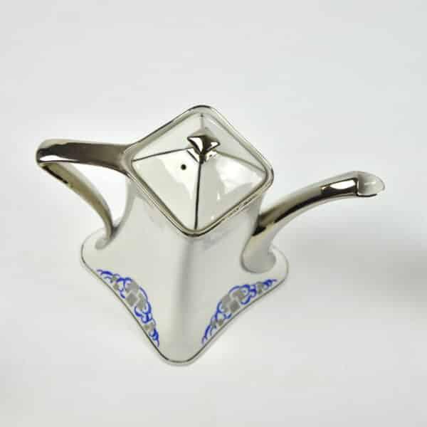 divine style french antiques Lanternier Limoges Art Deco Tea Coffee 3