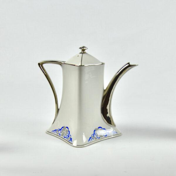 divine style french antiques Lanternier Limoges Art Deco Tea Coffee 4