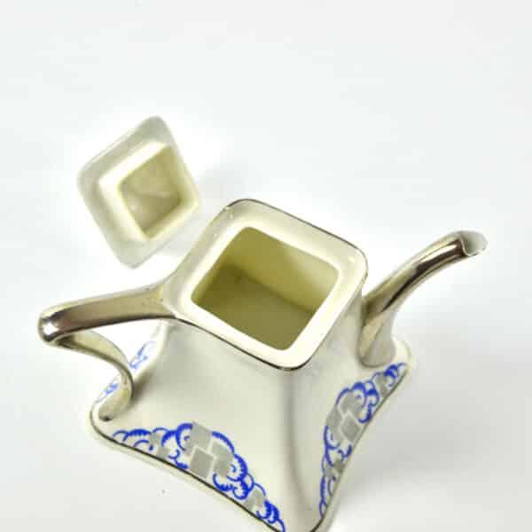 divine style french antiques Lanternier Limoges Art Deco Tea Coffee 8