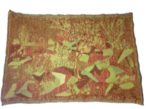 divine style french antiques midcentury modern tapestry wall hanging 4