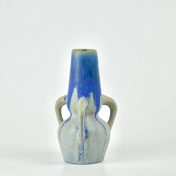 gilbert metenier handled vase