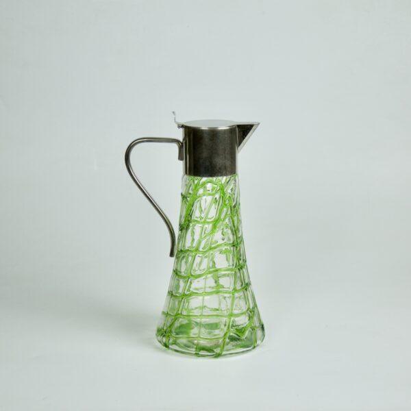 divine style french antiques loetz kralik decanter 1900 2