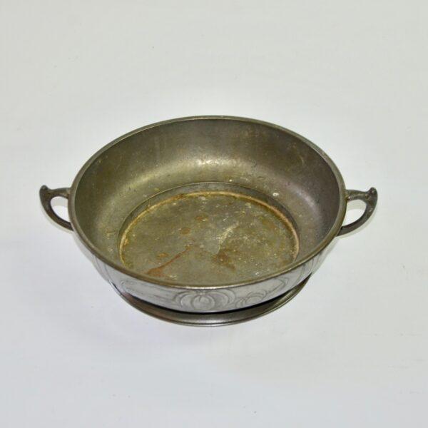 divine style french antiques orivit art nouveau pewter bowl 1900 9