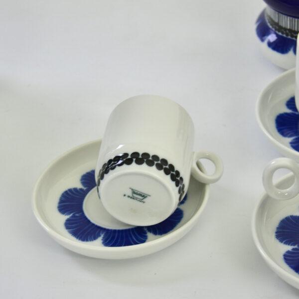 divine style Hertha Bengtson Thomas Rosenthal coffee service 1970s 6
