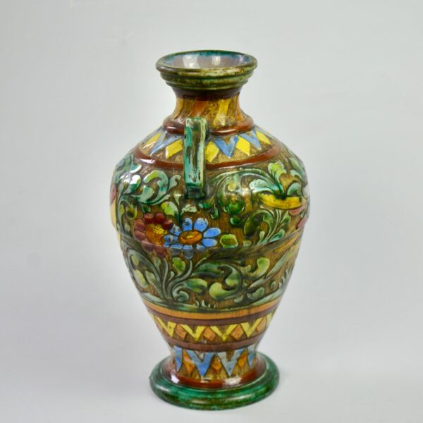 divine style french antiques Perugia Italian pottery vase 2