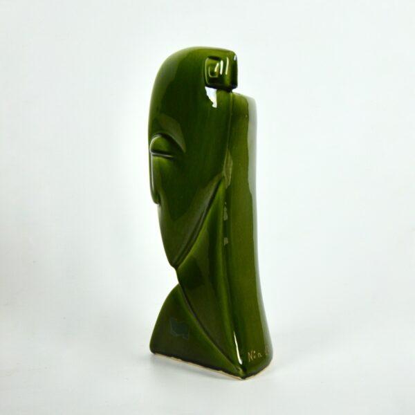 art deco Niederkorn cubist vase 1920s divine style french antiques 6