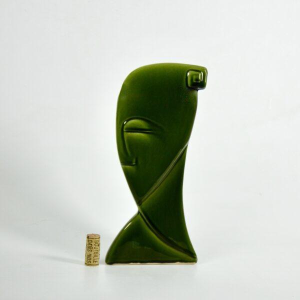 art deco Niederkorn cubist vase 1920s divine style french antiques