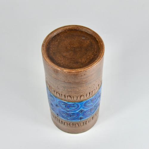 bitossi aldo londi cylinder vase 1960s divine style french antiques 2 (1)
