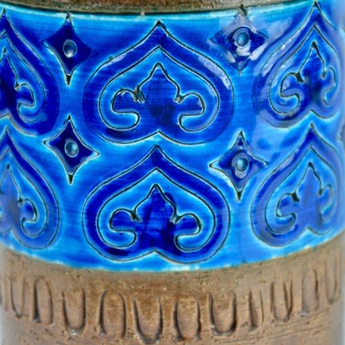 bitossi aldo londi cylinder vase 1960s divine style french antiques 3 (1)