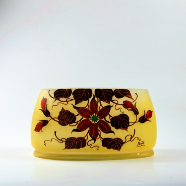 joma art deco poinsettia vase jardiniere divine style french antiques 4