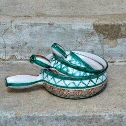 robert picault saucepans mid century 1950s vallauris pottery 4