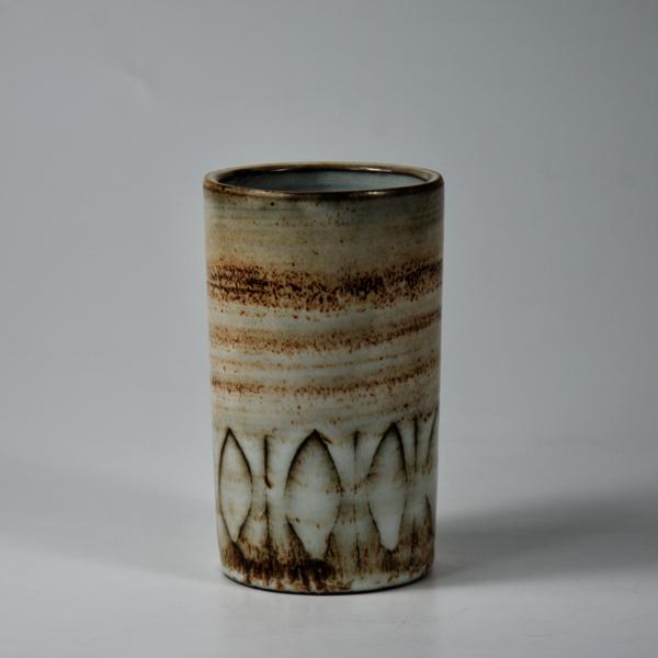 Jacques Pouchain vase atelier dieulefit 1960s french ceramic mid century modern pottery 2