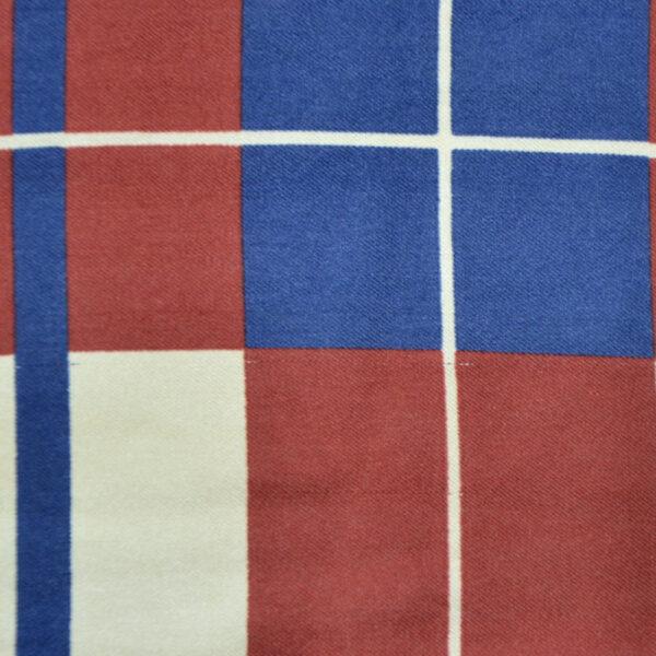 Yves Saint Laurent vintage silk scarf 1970s YSL French designer silk scarf 3