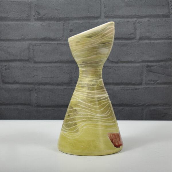 mado jolain vase french ceramist studio pottery mid century 1950s 3