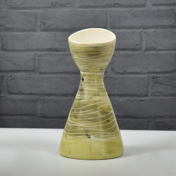 mado jolain vase french ceramist studio pottery mid century 1950s 4