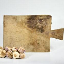 antique rectangular french cutting board chopping board farmhouse antique 21 inches 1